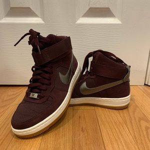 Air Force One High Top Sneakers
